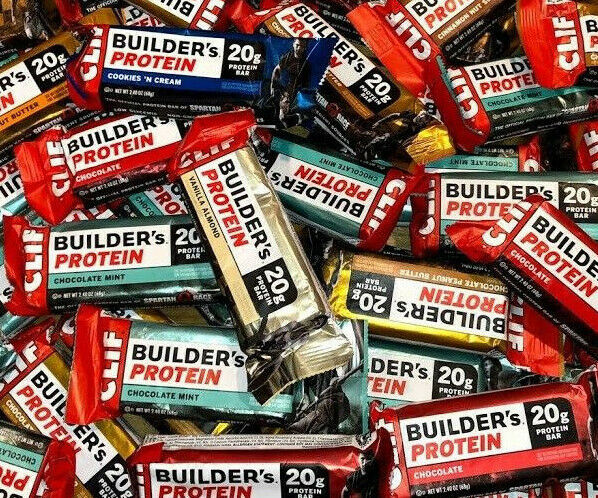50 assorted flavors builder s 20g protein