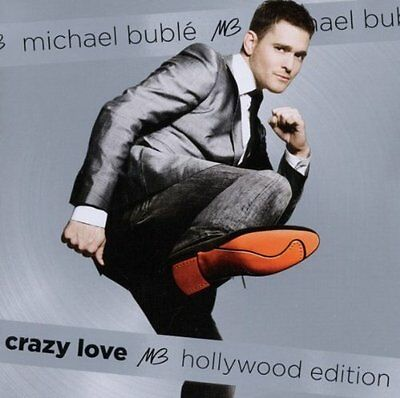 Michael Buble   New Sealed 2 Cd Set  Crazy Love   The Hollywood Deluxe Edition