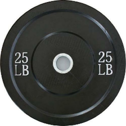 Rubber Olympic Weights