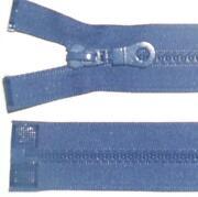 Chunky Plastic Zip
