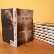 Toni Morrison Signed