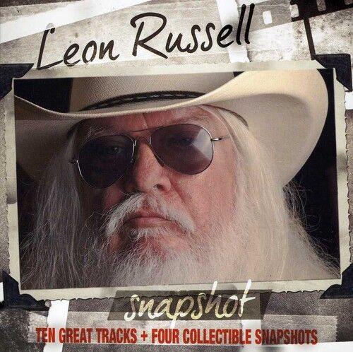 Leon Russell - Snapshot [New CD]