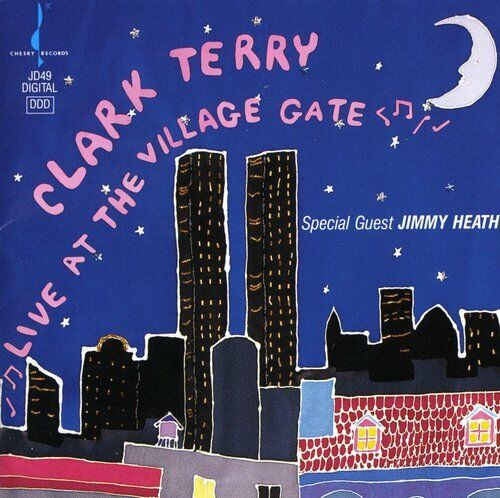 Clark Terry - Live at the Village Gate [New CD]