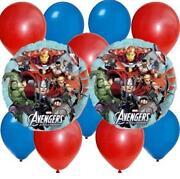 Avengers Balloons