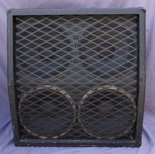 x guitar cab mesa 4x12