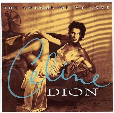 Celine Dion  Anne Geddes   Colour Of My Love  New Cd