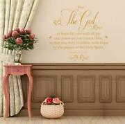 Christian Wall Stickers