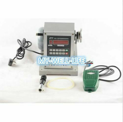 Computer controlled coil transformer winder winding machine 0.03-0.80mm ax