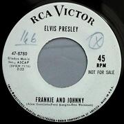 Elvis Presley Frankie and Johnny