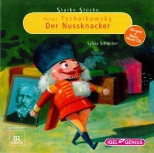 Huber, Leonhard - Starke Stücke 07. Peter Tschaikowsky. Der Nussknacker - CD