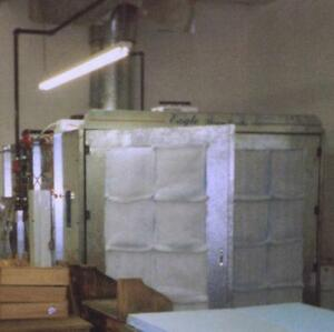 Paint Booth Ebay