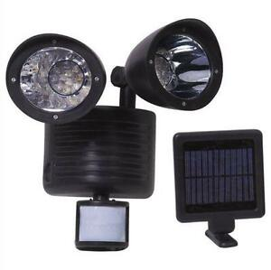 Outdoor pir light ebay outdoor solar lights pir mozeypictures Image collections