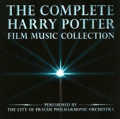 CITY OF PRAGUE PHILHARMONIC ORCHESTRA - THE COMPLETE HARRY POTTER FILM MUSIC COL (Halloween Over Christmas Music)