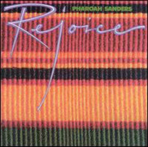 Rejoice - Pharoah Sanders (1992, CD NEU)