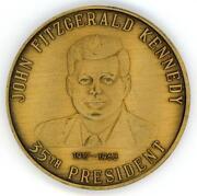 John F Kennedy Commemorative Coins