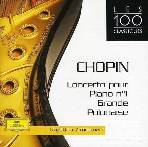 Krystian Zimerman - Chopin: Concerto Pour Piano N 1 [New CD] France - Import