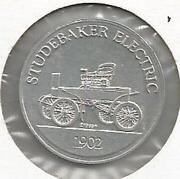 Sunoco Antique Car Coins