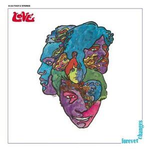 LOVE: FOREVER CHANGES REMASTERED CD INC 7 BONUS TRACKS / ARTHUR LEE / NEW
