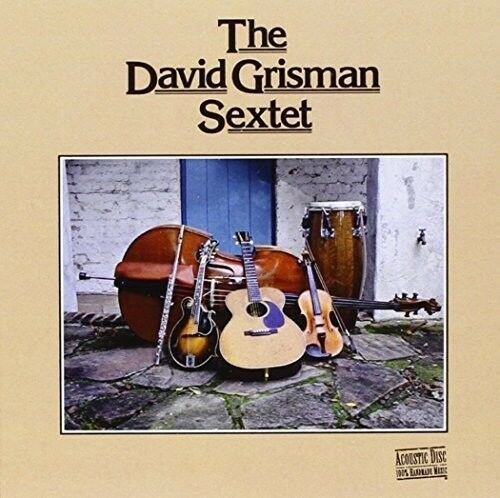 David Sextet Grisman - David Grisman Sextet [New CD]