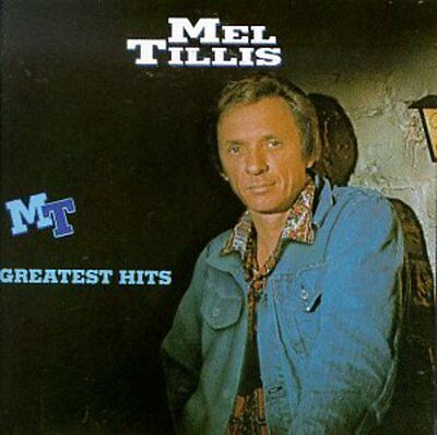 Mel Tillis   Greatest Hits  New Cd  Manufactured On Demand
