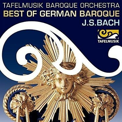 German Baroque Chamber Music - J.S. Bach / Tafelmus - Best of German Baroque - Bach [New CD]