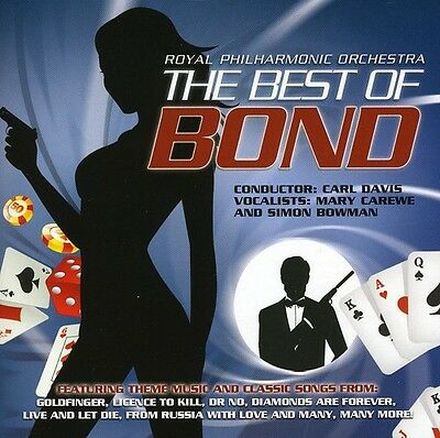 Royal Philharmonic Orchestra - Best of James Bond [New CD] Germany -