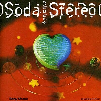 Soda Stereo - Dynamo [Nuevo CD]