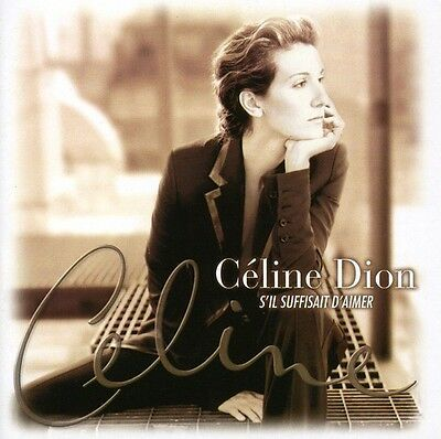 Celine Dion  Anne Ge   S Il Suffisait D Aimer  New Cd  Holland   Import