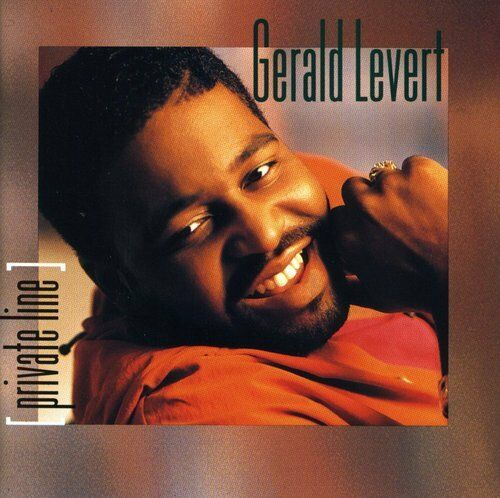 Gerald Levert - Private Line [New CD]