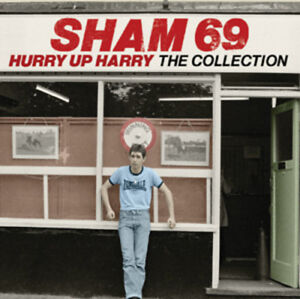 Sham 69 : Hurry Up Harry: The Collection CD (2012) ***NEW***