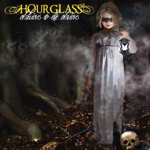 Oblivious To The Obvious - Hourglass (2009, CD NEU)