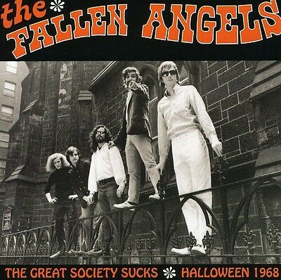Great Society Sucks-Halloween 1968 - Fallen Angels (2011, CD NEU)