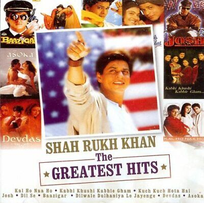 Shah Rukh Khan - Greatest Hits CD, The Finest From Bollywood, Kal Ho Naa Ho, (Shah Rukh Khan Kal Ho Naa Ho)