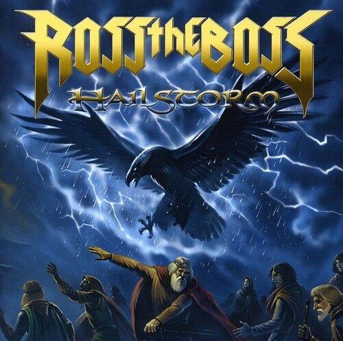 Ross the Boss - Hailstorm [New CD]