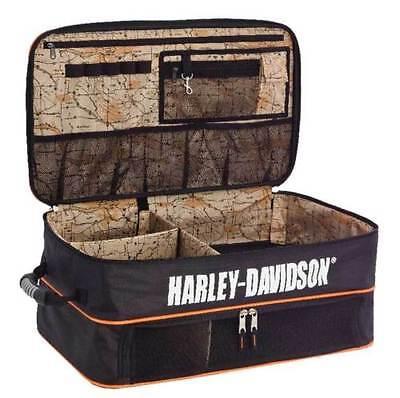 Harley Davidson Bar & Shield Travel Locker Organizer