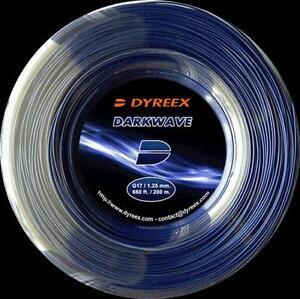 DYREEX DARKWAVE 1.25 TENNIS STRING REEL , 200 M , NEW