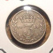 Great Britain 3 Pence