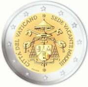 2 Euro Vatikan