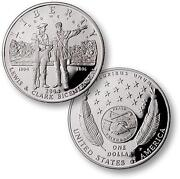Lewis and Clark Silver Dollar