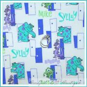 Monsters Inc Fabric