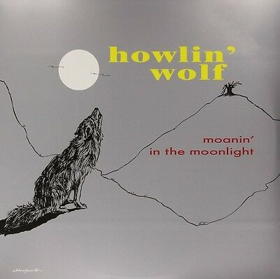 Howlin Wolf - Moanin in the Moonlight [New Vinyl] Ltd Ed, 180 Gram