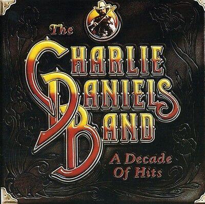 Charlie Daniels  Charlie Daniels Band   Decade Of Hits  New Cd  Rmst