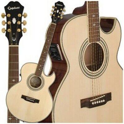 Epiphone PR-5E Acoustic-Electric Guitar (Natural)