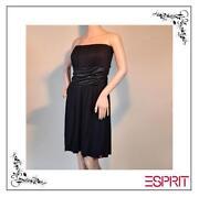 Esprit Kleid Schwarz GR. 38