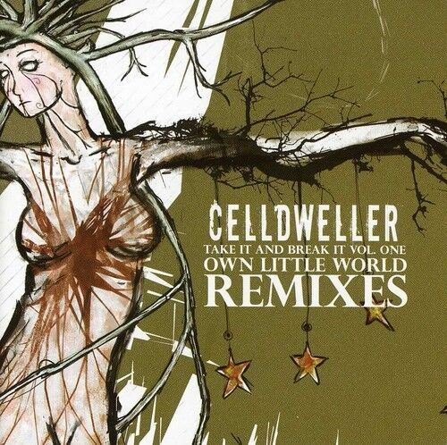 Celldweller - Take It & Break It 1: Own Little World Remixes [New CD]