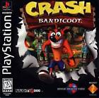 Video Games for Sony PlayStation 1 Crash Bandicoot