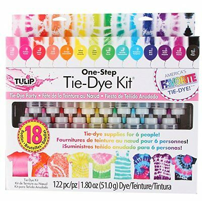 Tulip One Step 18-color Tie-dye Kit