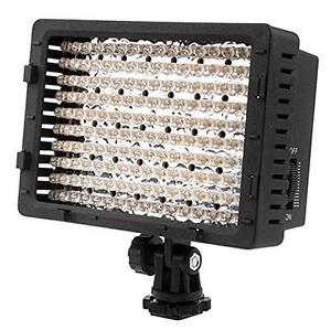 Photo Studio Video 160 LED Light Lighting Camera Lumière 2017