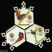 Panasonic Olympic Pin