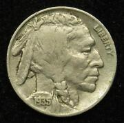 1935 Indian Head Nickel